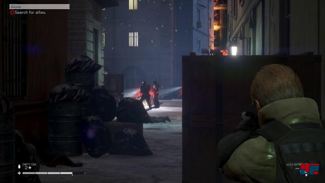 Screenshot - Left Alive (PC) 92583832