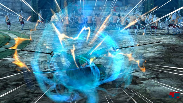 Screenshot - One Piece: Pirate Warriors 3 (PlayStation3) 92497594