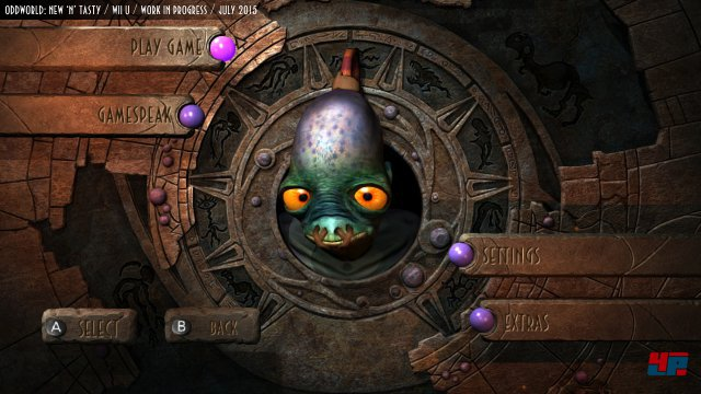 Screenshot - Oddworld: New 'n' Tasty (Wii_U)