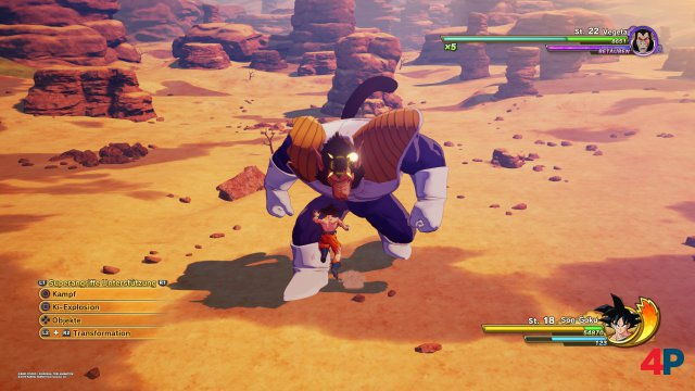 Screenshot - Dragon Ball Z: Kakarot (PC) 92604313