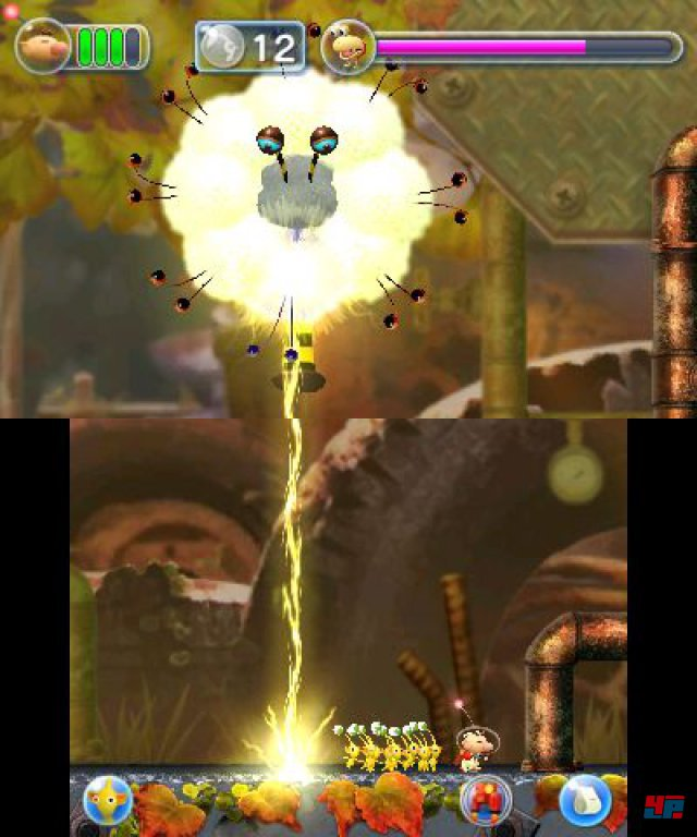 Screenshot - Hey! Pikmin (3DS) 92550135