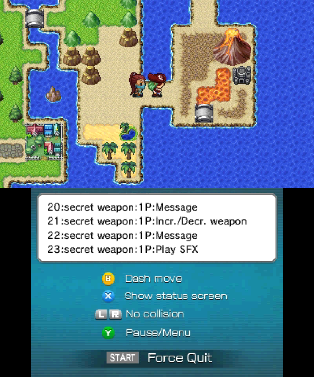 Screenshot - RPG Maker Fes (3DS) 92540689