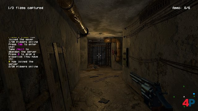 Screenshot - Connection Haunted (Switch)