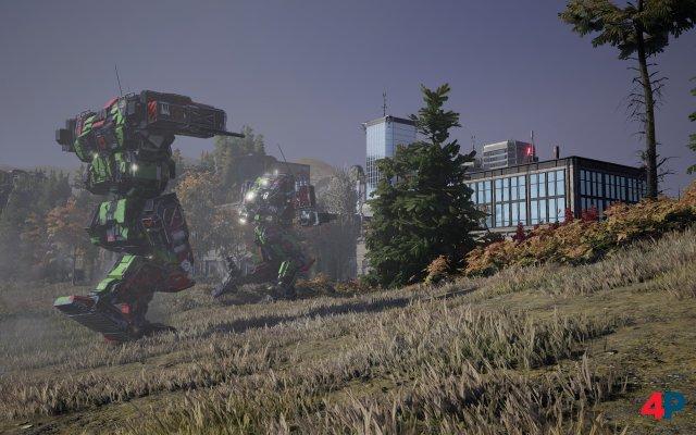 Screenshot - MechWarrior 5: Mercenaries (PC) 92602599