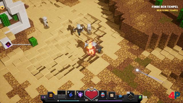 Screenshot - Minecraft Dungeons (PC) 92614156