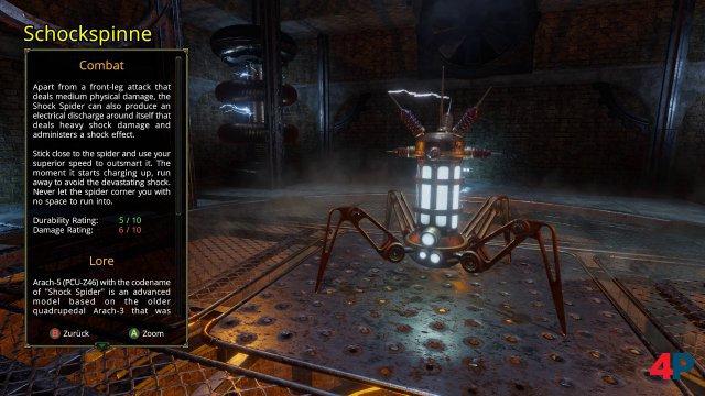 Screenshot - Vaporum: Lockdown (PC) 92624615