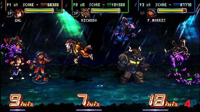 Screenshot - Fight'N Rage (Switch) 92600605