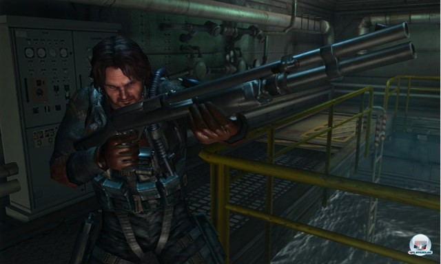 Screenshot - Resident Evil: Revelations (3DS) 2230187