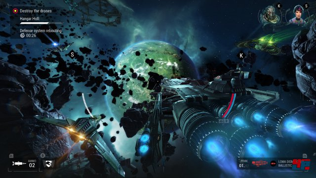 Screenshot - Manticore - Galaxy on Fire (Switch)