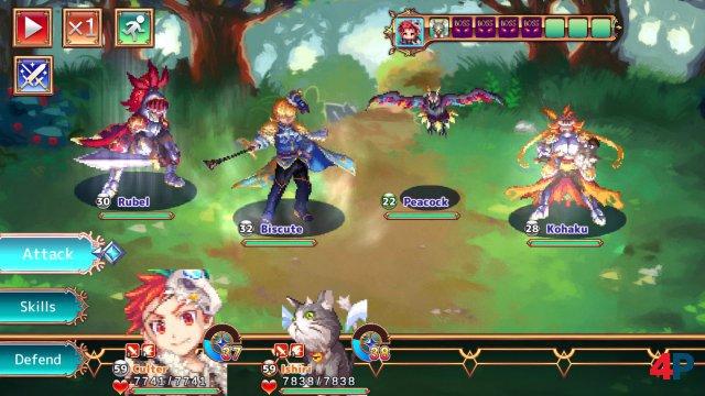 Screenshot - Monster Viator (PC)