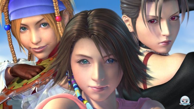 Screenshot - Final Fantasy X-2 (PlayStation3) 92460555