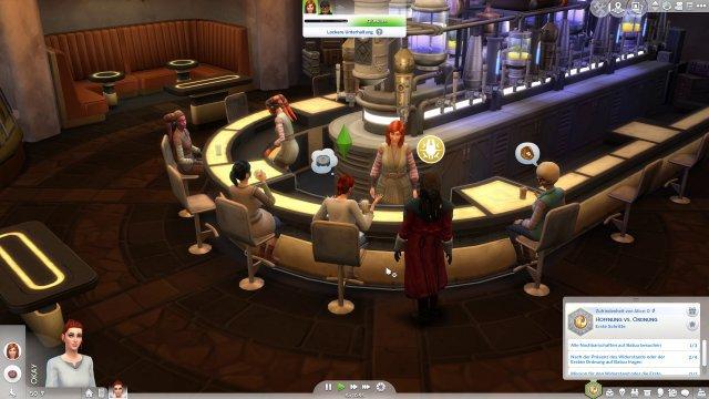 Screenshot - Die Sims 4 Star Wars: Reise nach Batuu-Gameplay-Pack (PC) 92624189
