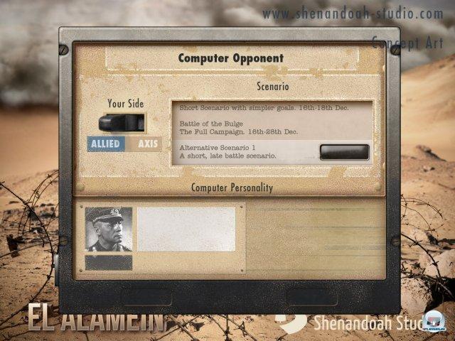Screenshot - El Alamein (iPad)