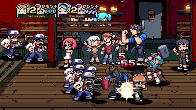Screenshot - Scott Pilgrim vs. the World: Das Spiel (PS4) 92632634