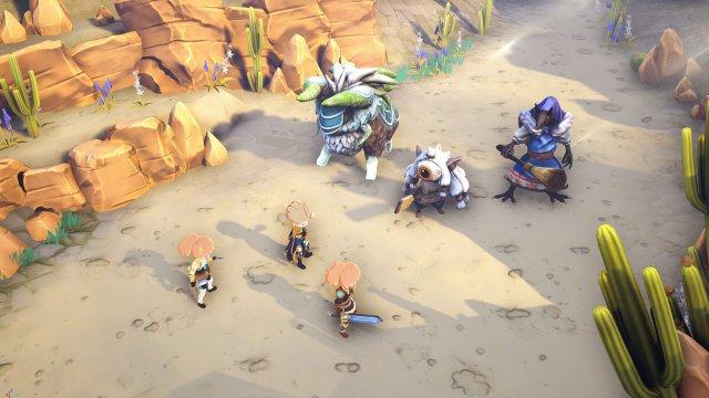 Screenshot - Valthirian Arc: Hero School Story 2 (PC) 92641739