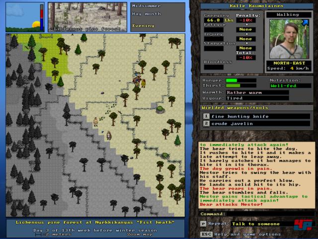 Screenshot - Unreal World (Linux) 92520776