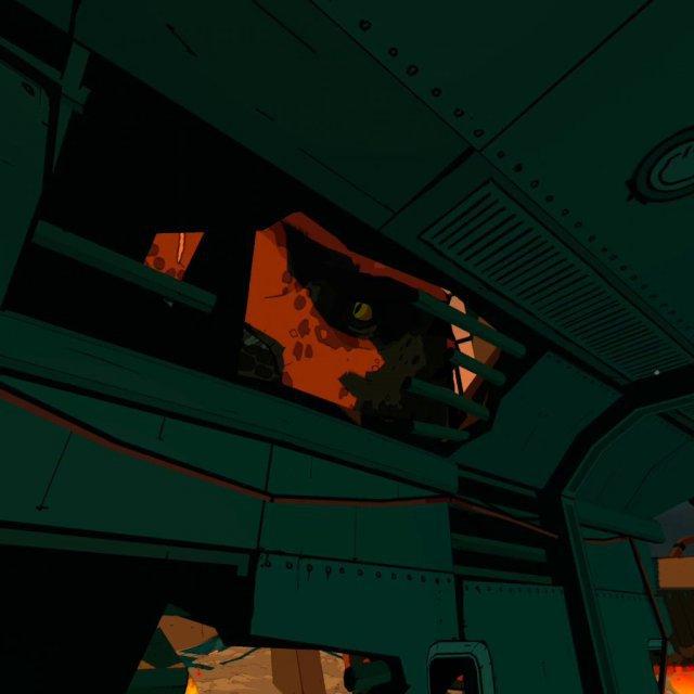 Nach dem Flugzeugabsturz im Intro schaut auch kurz ein alter Bekannter vorbei.