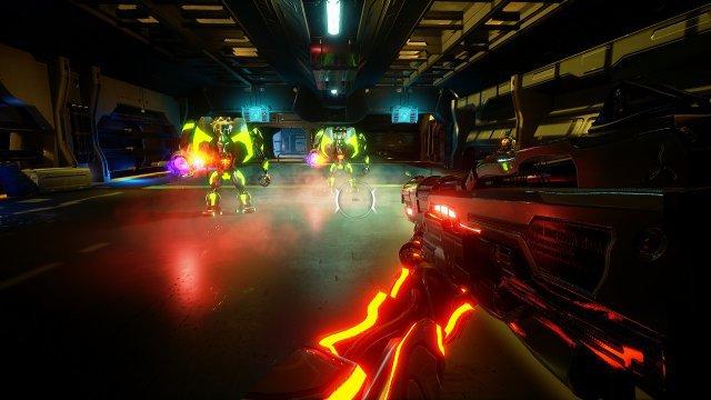 Screenshot - PositronX (PC)