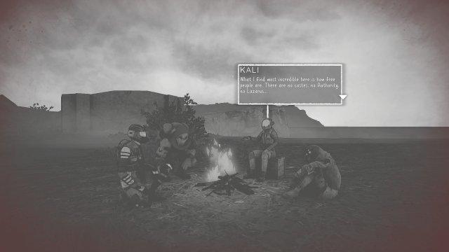 Screenshot - Ashwalkers: A Survival Journey (PC)