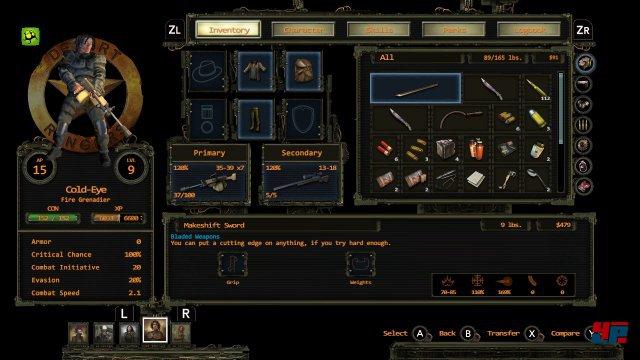 Screenshot - Wasteland 2 (Switch) 92572854