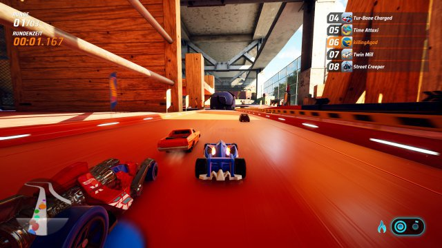 Screenshot - Hot Wheels Unleashed (PlayStation5)