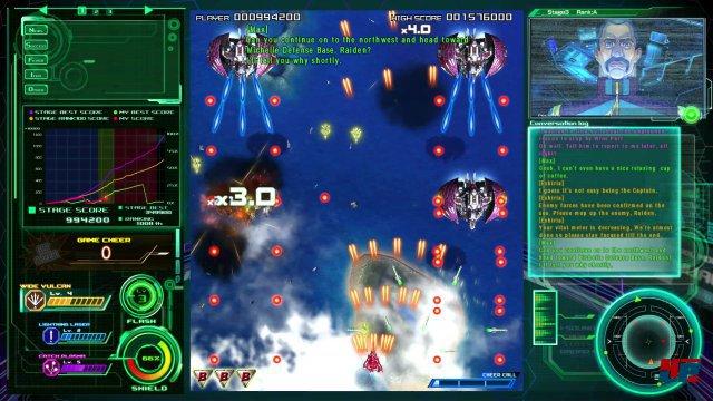 Screenshot - Raiden 5 (XboxOne) 92525983