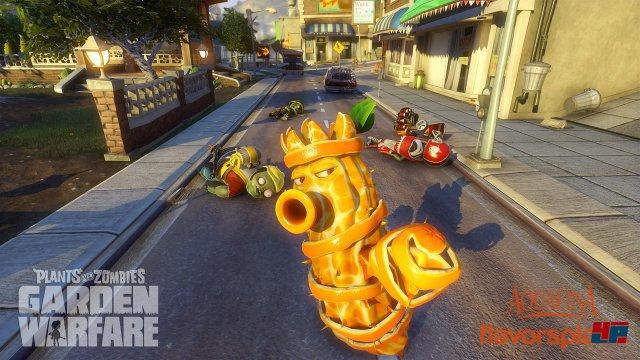 Screenshot - Plants vs. Zombies: Garden Warfare (360)