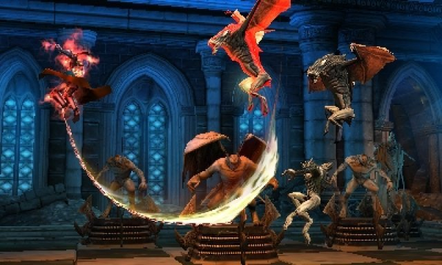 Screenshot - Castlevania: Lords of Shadow - Mirror of Fate (3DS) 2397077