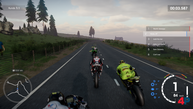 Screenshot - TT Isle of Man - Ride on the Edge 2 (PC) 92608671