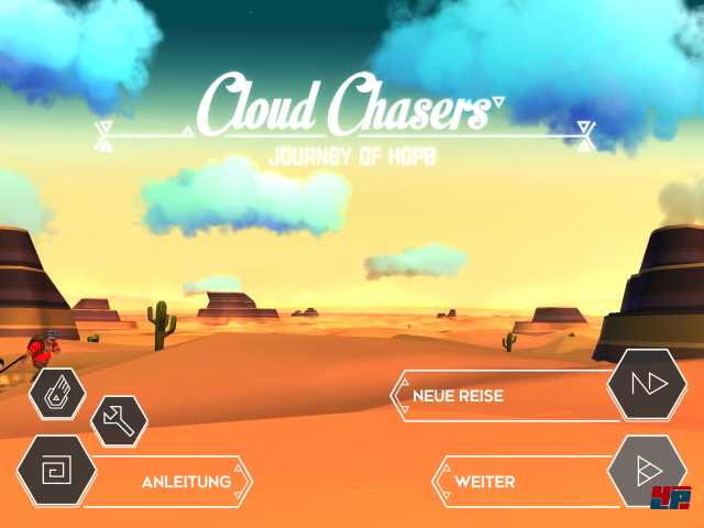 Screenshot - Cloud Chasers (Android)