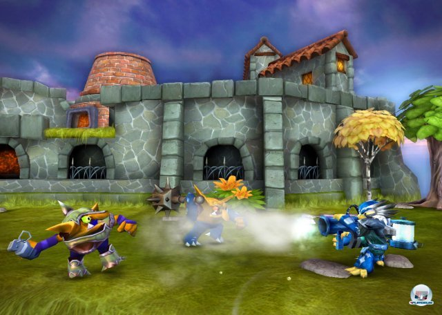 Screenshot - Skylanders: Giants (Wii_U) 92426937