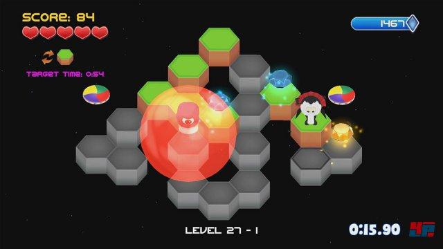 Screenshot - Q-Bert Rebooted (PC) 92520318