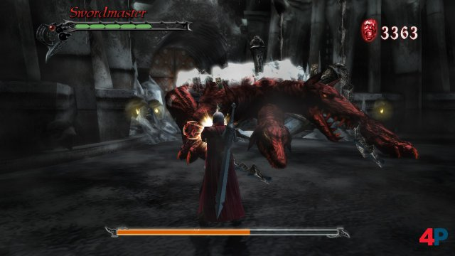 Screenshot - Devil May Cry 3: Special Edition (Switch) 92606693
