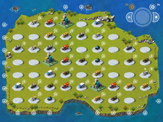 Screenshot - Reiner Knizia´s Supremacy (iPad)