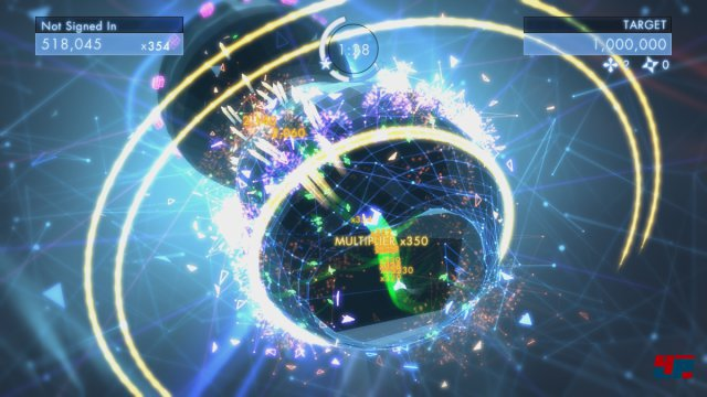 Screenshot - Geometry Wars 3: Dimensions (XboxOne) 92488336