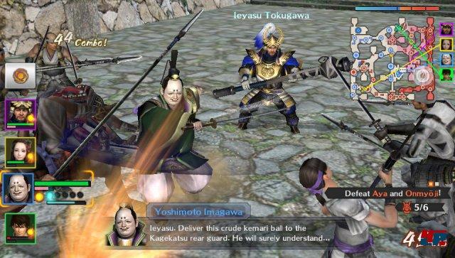 Screenshot - Samurai Warriors: Chronicles 3 (PS_Vita) 92506540