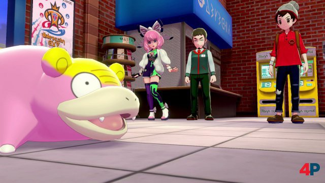 Screenshot - Pokémon Schwert & Schild (Switch) 92603909