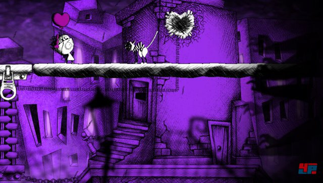 Screenshot - Murasaki Baby (PS_Vita) 92490852