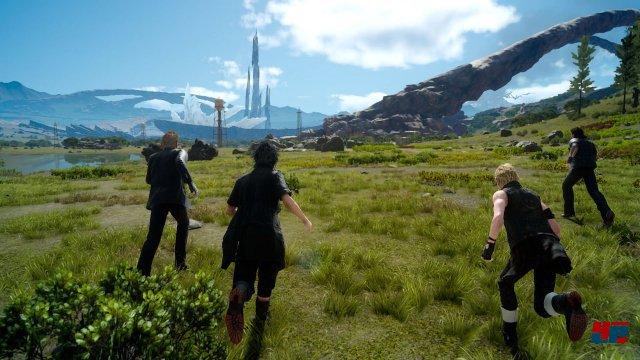 Screenshot - Final Fantasy 15 (PS4) 92537304