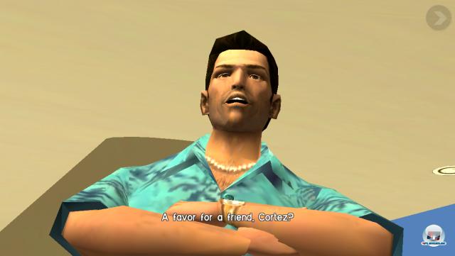 Screenshot - Grand Theft Auto: Vice City (iPhone) 92430667