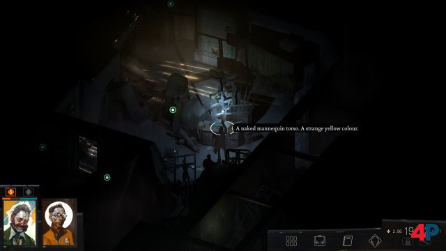 Screenshot - Disco Elysium (PC) 92599381