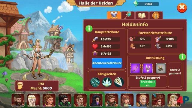 Screenshot - Firestone Idle RPG (PC)