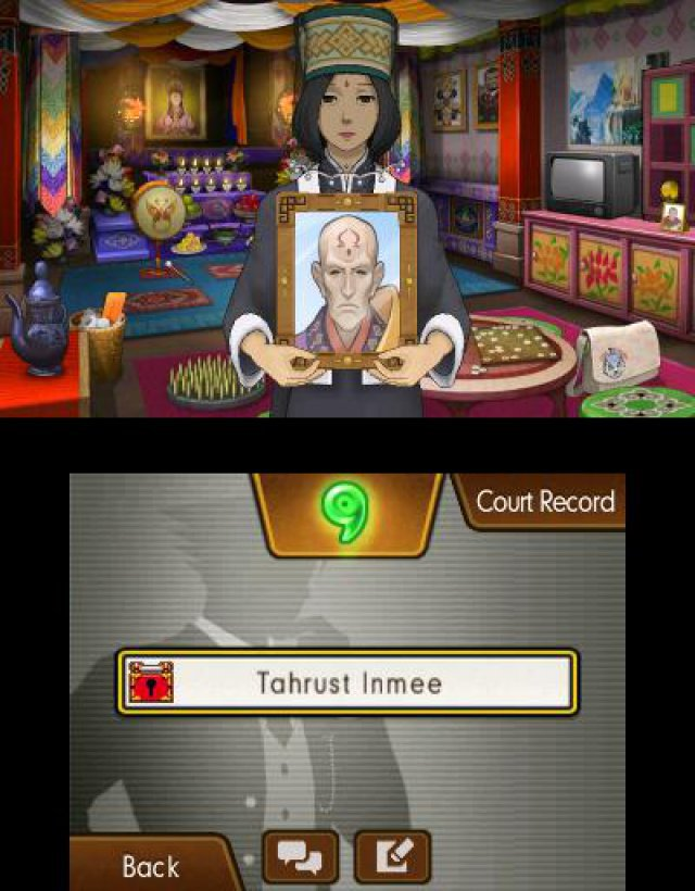 Screenshot - Phoenix Wright: Ace Attorney - Spirit of Justice (3DS) 92533104
