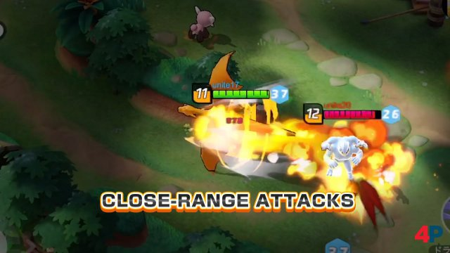Screenshot - Pokémon Unite (Android) 92617482