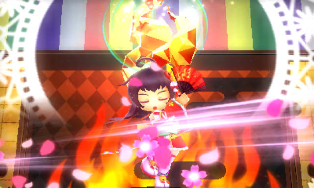 Screenshot - Stella Glow (3DS)