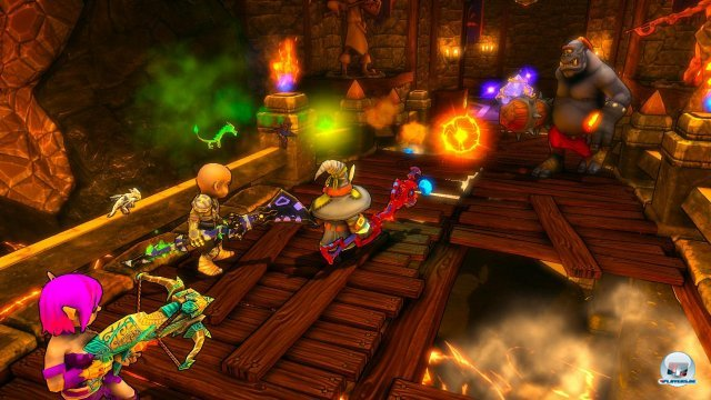 Screenshot - Dungeon Defenders (PC)