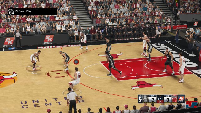 Screenshot - NBA 2K15 (PlayStation4) 92492123