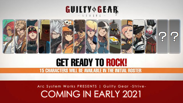 Screenshot - Guilty Gear - Strive - (PC, PS4, PlayStation5) 92626325