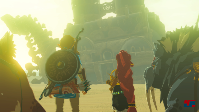 Screenshot - The Legend of Zelda: Breath of the Wild (Switch) 92538512