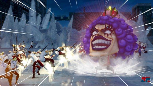 Screenshot - One Piece: Pirate Warriors 3 (PC) 92501460